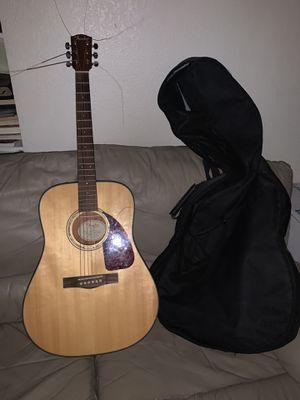 Photo Fender Guitar CD-140S