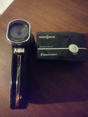 Insignia Camcorder for Sale in Denver, CO