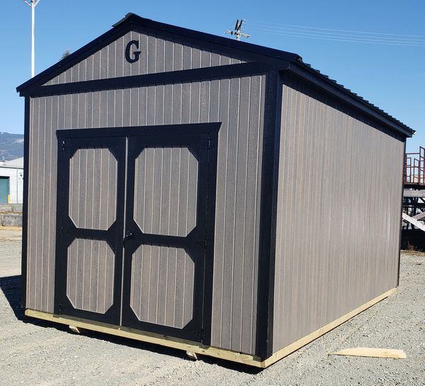 Graceland Portable Buildings Utility Garden Tool Storage Shed Portable for  Sale in Lake Stevens, WA - OfferUp