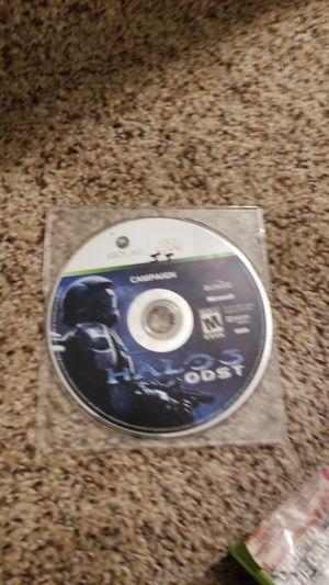 Halo 3 odst xbox 360 for sale  Tulsa, OK