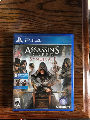 ASSASSINS CREED SYNDICATE for Sale in Charlotte, NC