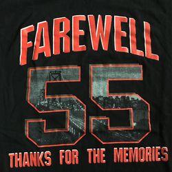 San Francisco Giants Tim Lincecum Farewell Shirt Thumbnail