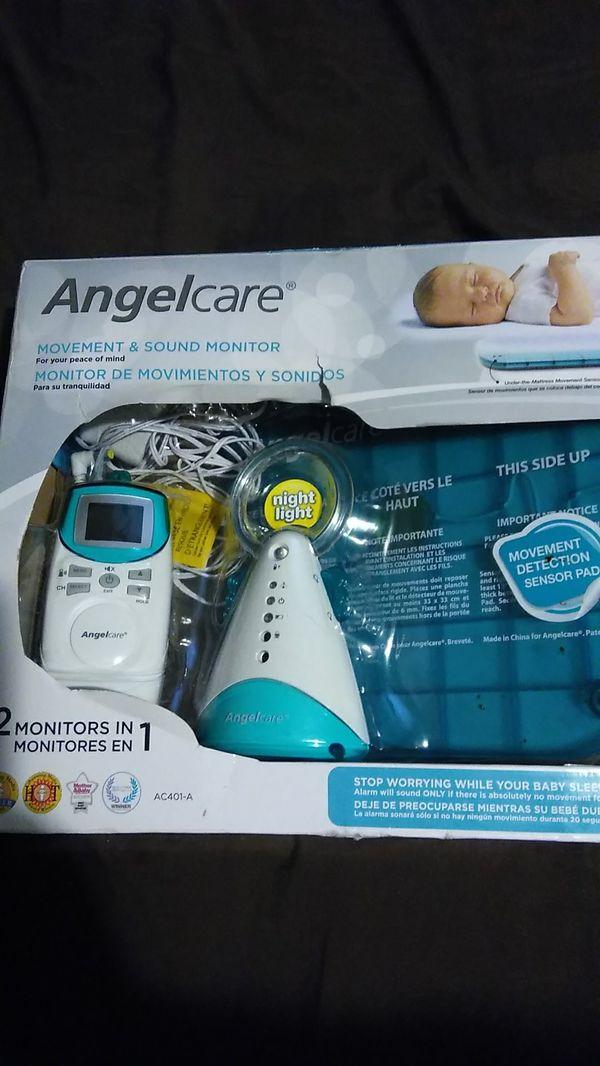 Angel Care Baby Monitor 2 Monitors In One For Sale In Oak Ridge Tn