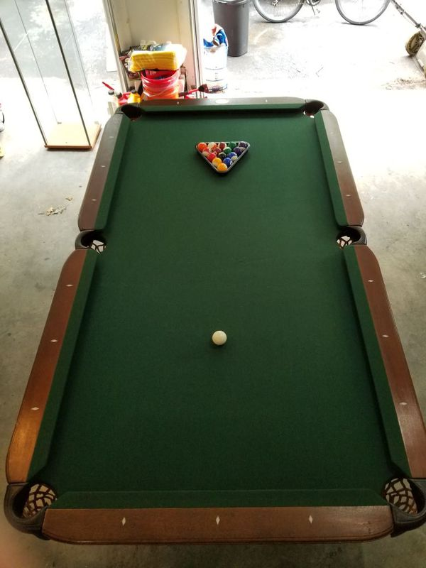 LaRue Custom Marble Pool Table For Sale In Winchester VA OfferUp - Winchester pool table