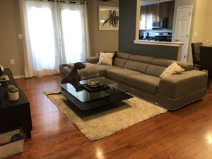 Sectional couch for Sale in Arlington, VA