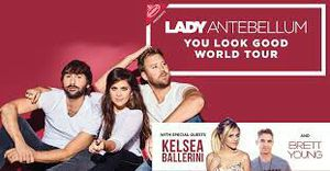 Lady Antebellum tickets for tonight for Sale in St. Louis, MO
