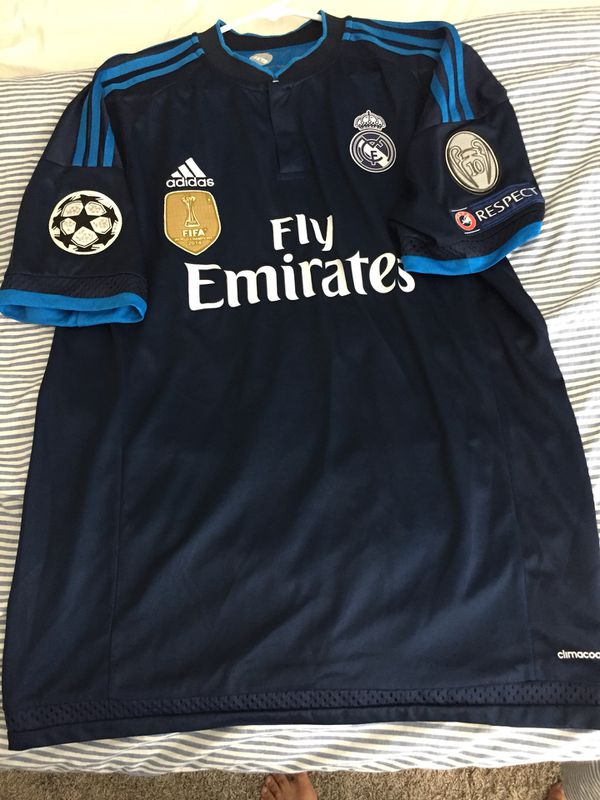 premium selection 9171f 2ca34 Real Madrid away CL jersey Modric for Sale in Paramount, CA - OfferUp
