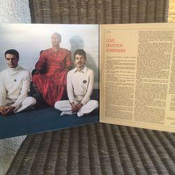 Carlos Santana & Mahavishnu John McLaughlin Vinyl Record Thumbnail