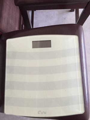 Weight Watchers weight scale for Sale in Henrico, VA