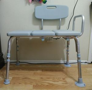 Bath Bench Chair for Sale in Houston, TX