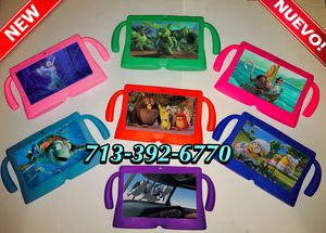 Brand New Android Tablets loaded with 23 Super Nintendo games and 13 movies for kids for Sale in Stafford, TX
