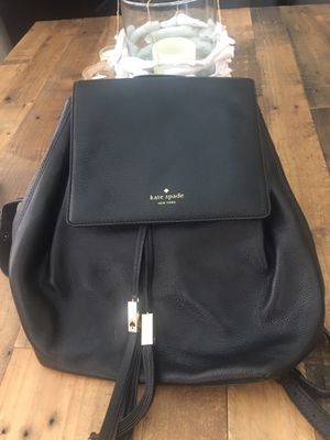 73f077739f56 New and Used Leather backpack for Sale in Jupiter, FL - OfferUp