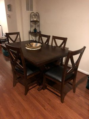 Dining room table 6 chairs for Sale in Washington, DC