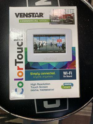 WiFi Thermostat Venstar T8850 for Sale in Hacienda Heights, CA