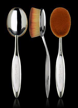 Oval 8 Makeup Brush Makeup Daily