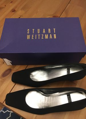 NEW Black dress shoes- Stuart Weizmann for Sale in North Bethesda, MD