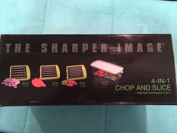 Sharper Image 4 In 1 Chop And Slice For Sale In Murrells Inlet Sc