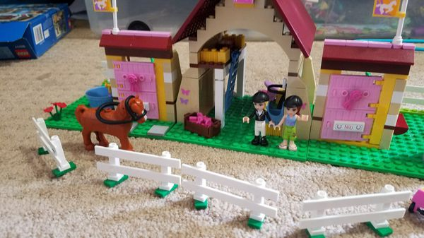Lego Friends Heartlake Stables For Sale In Cupertino Ca Offerup