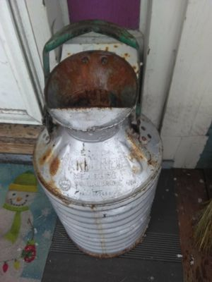 Antique milk can for Sale in Boston, MA