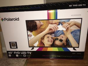 Polaroid 40inch LED Tv (NOT A SMART TV) for Sale in Forest Heights, MD