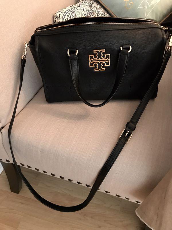 2fc157885dc TORY BURCH  Britten Satchel Cross-body Handbag for Sale in San Jose ...