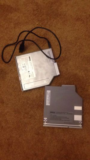 Floppy disk drive and DVD rom for Sale in Derwood, MD
