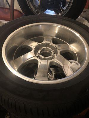 20 inch rim for Sale in Accokeek, MD
