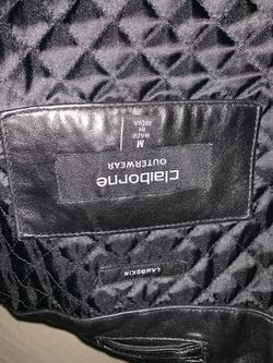 Like new Lamb Leather Jacket Thumbnail