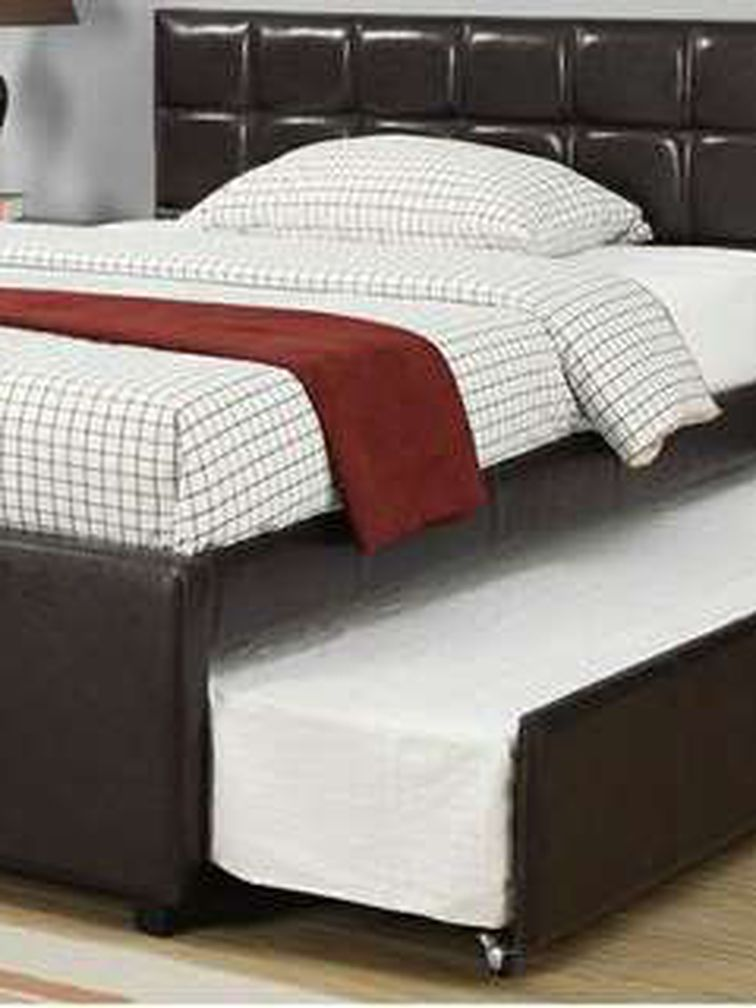 CLOSEOUTS LIQUIDATION SALE BRAND NEW TWIN SIZE BED FRAME AVAILABLE IN FULL ADD MATTRESS ALL NEW FURNITURE PDX9215T 0E