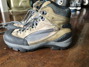 Vasque Hiking Trail Boots Sz 7.5 M GoreTex Vibram Sole EU 38. for Sale in Washington, DC