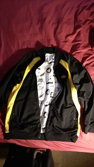 Jordan Retro 1 reversible basketball warmup track jacket men size 3XL for Sale in Baltimore, MD