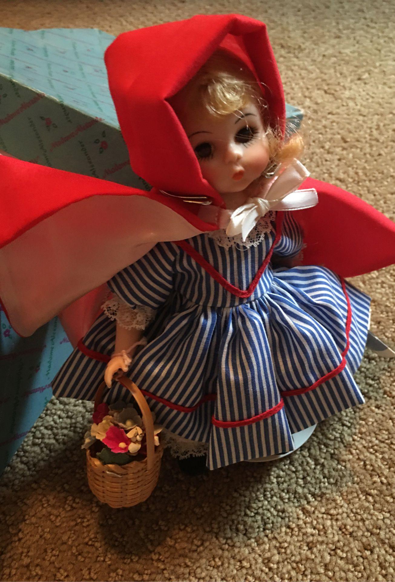 Madam Alexander Little Red Riding Hood