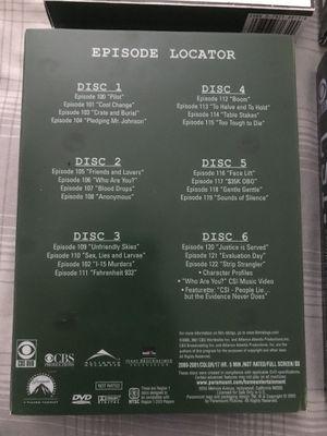 CSI Seasons 1 & 2 for Sale in Gulf Shores, AL - OfferUp