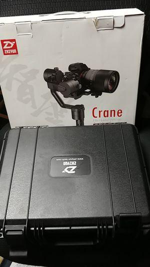 Zhiyun 3-Axis Gimbal Crane V2 for Sale in Rockville, MD