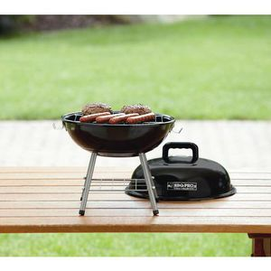"New BBQ PRO charcoal grill 14"" for Sale in Manassas, VA"