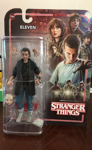 Stranger Things Punk Eleven Figure McFarlane for Sale in Modesto, CA