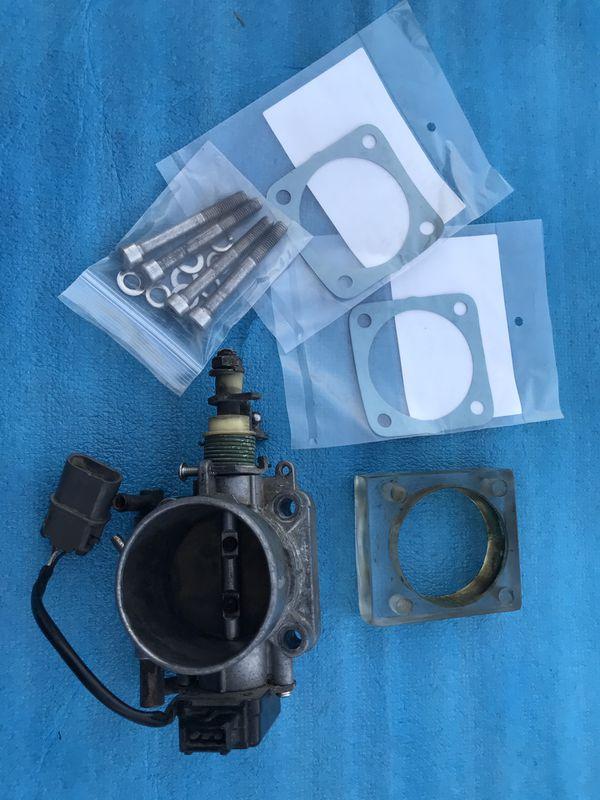 280z 280zx Throttle Body 60mm L28 Turbo Upgrade ...