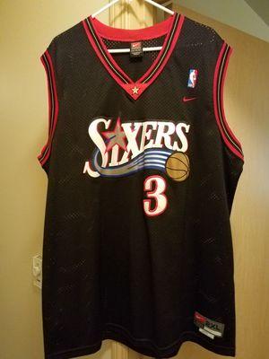 best sneakers 57953 a8599 Allen Iverson jersey for Sale in Auburn, WA - OfferUp