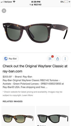f21b2287e1 New and Used Sunglasses for Sale in Staten Island