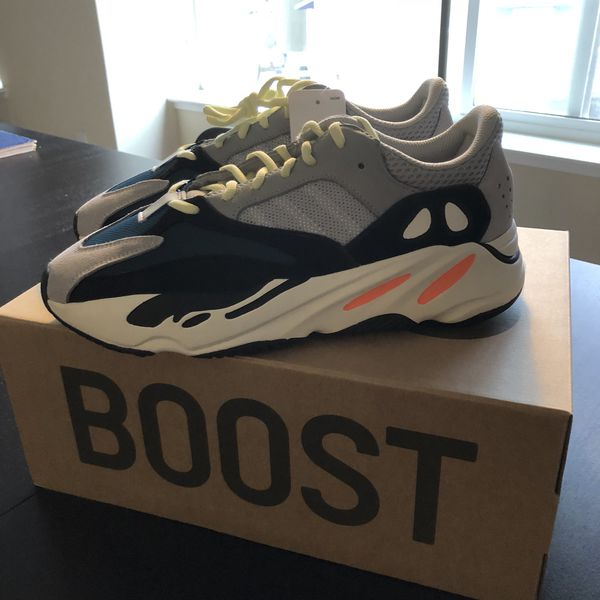 5e7ff8cd245fd Adidas Yeezy Wave runner 700 Solid Grey Sz 11 for Sale in San Jose ...