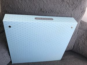 Wedding Planning and Organizer Binder-David's Bridal for Sale in Austin, TX
