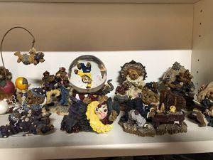 Bear figurines for Sale in San Jose, CA
