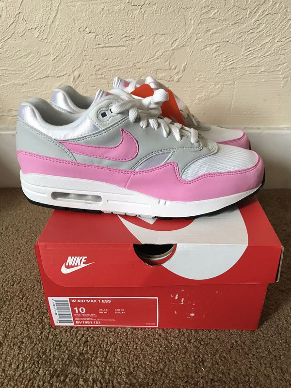09d2807f0 Nike Air Max 1 Psychic Pink size 10 WOMENs for Sale in Munhall, PA ...