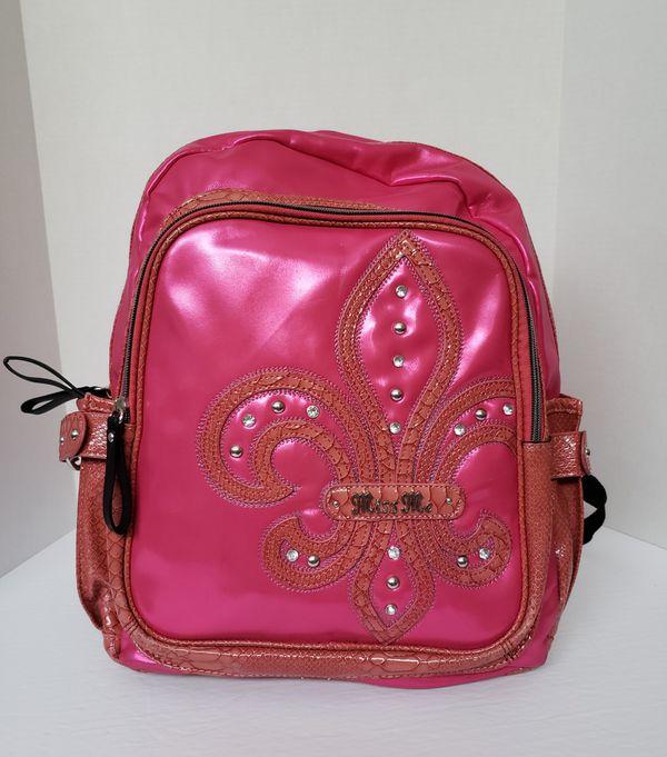 50443656b9da Miss Me Large Backpack Bookbag for Sale in Houston