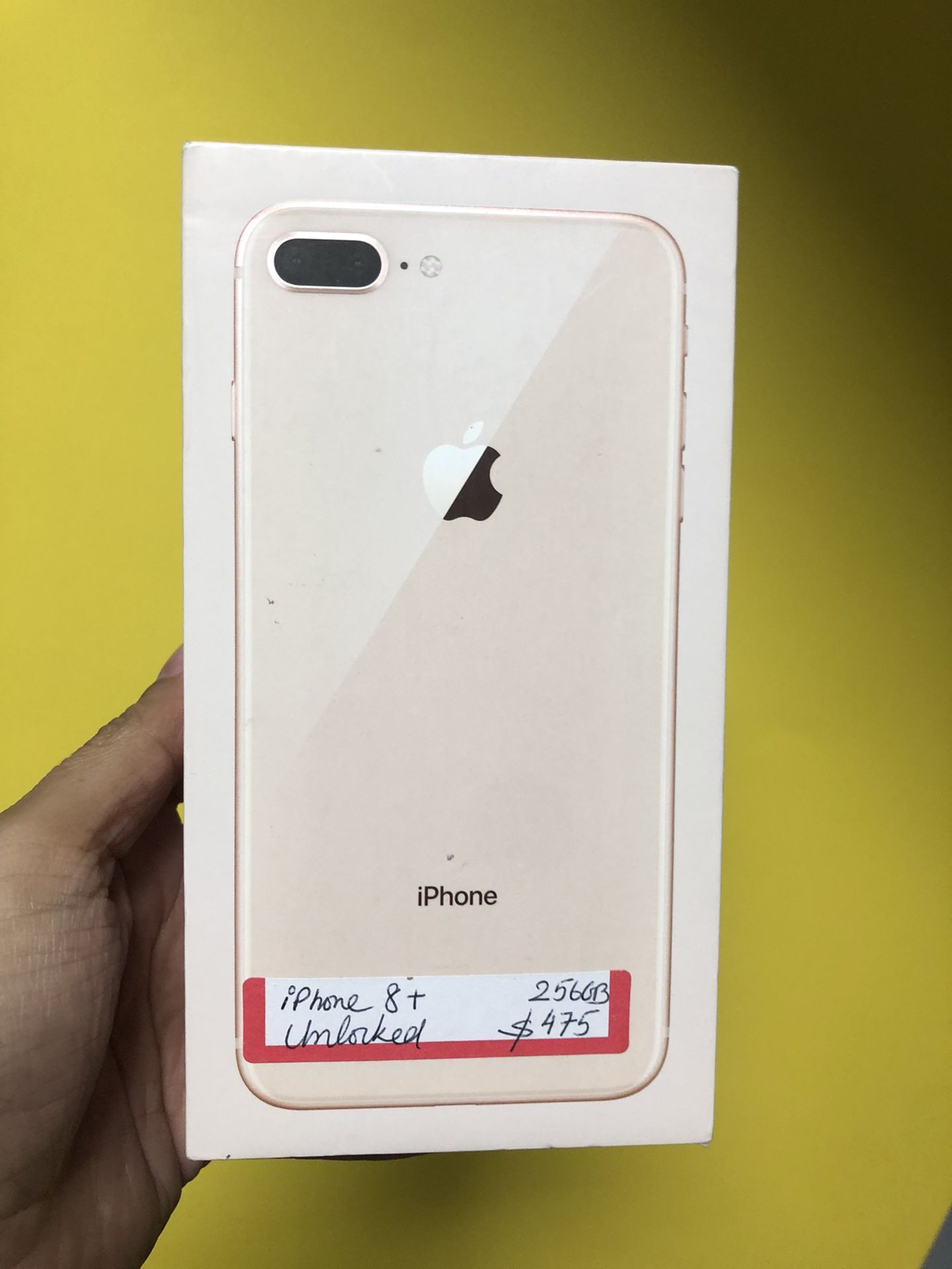 iPhone 8 Plus 256GB Unlocked Financing Available For 54 Down No Credit Needed Take Home Today
