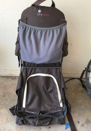 Sherpani Ultralight Baby Hiking Backpack for sale  Bella Vista, AR