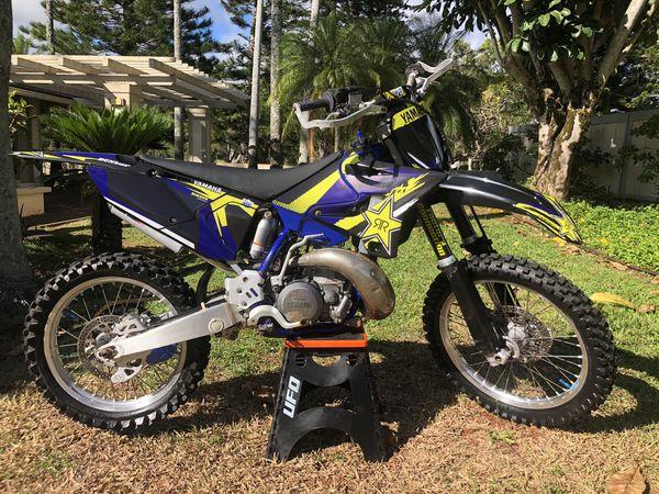 2004 yamaha yz250