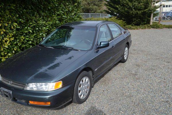 1996 Honda Accord Lx Sedan Automatic27l V6 Reliableeconomical