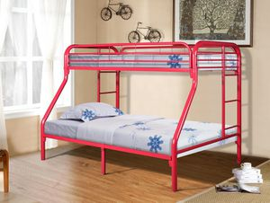 Bunk bed full over twin for Sale in Annandale, VA