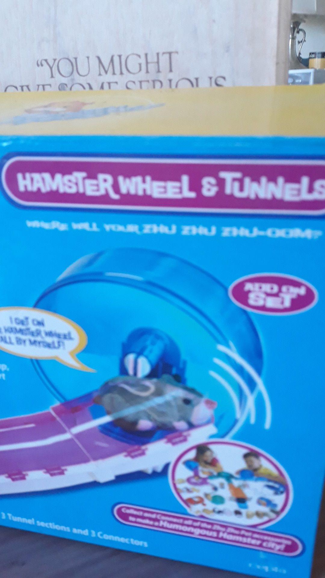 Hamster pet accessories